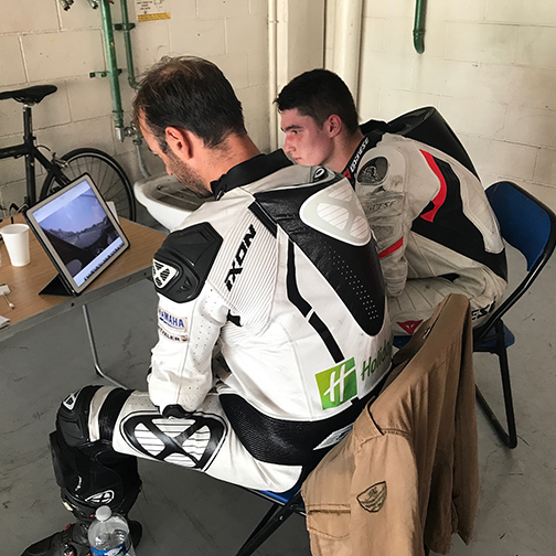 Cours particulier de pilotage moto