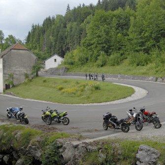 Stage de moto avec Denis Bouan